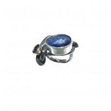 Silver Kyanite Ring