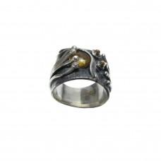 Silver Tourmaline Ring